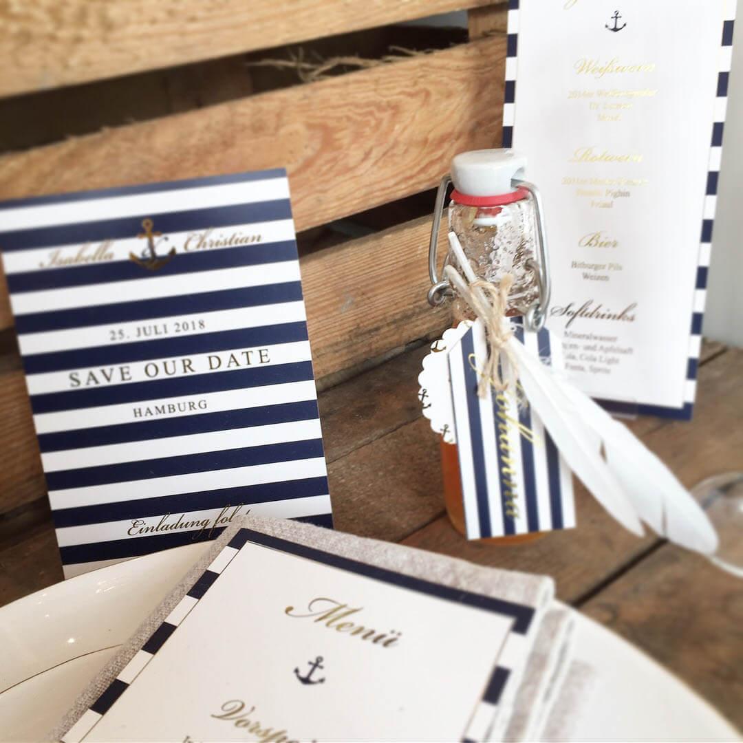 Marry Paper Hochzeitspapeterie Hochzeitskarten Vintge Wedding