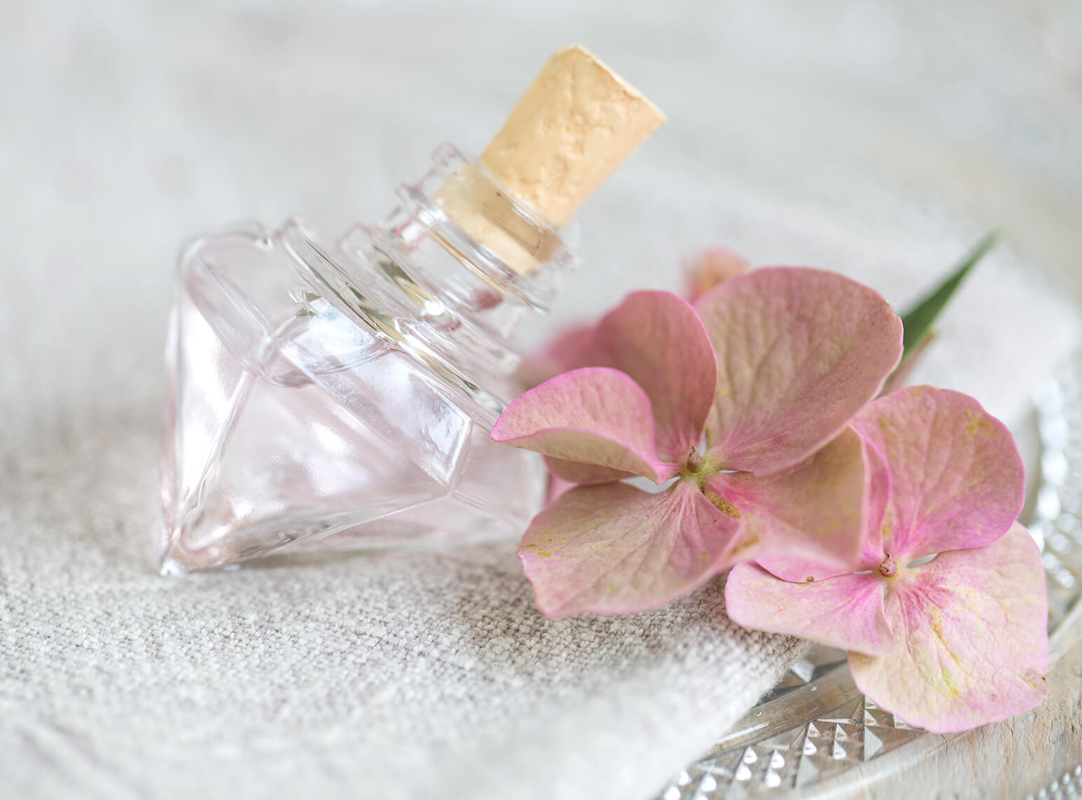 Gastgeschenk Glas Diamant / ab 0,99€ / Hochzeit / Tischschmuck